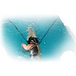 התקן לשחייה במקום ללא הפרעה בבריכות בקוטר 3.6 מ' ומעלה.