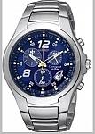 שעון לגבר - כרונוגרף - מבית CITIZEN - כחול