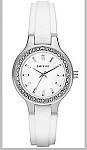 שעון לאישה DKNY מהמם - משובץ קריסטלים