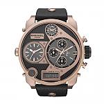 """שעון לגבר DIESEL  בעל קוטר מדהים - 57 מ""""מ"""