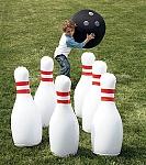 משחק באולינג מתנפח לבית וחוץ