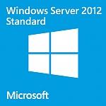 Windows Svr Std 2012  64Bit x64 English DVD 2CPU/2V