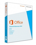 Microsoft Office Home and Business 2013 32bit/64bit Hebrew - DVD Box תוכנת אופיס