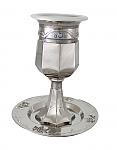 כוס קידוש , גביע לקידוש , כוסות קידוש , גביעים לקידוש , כוס קידוש כסף ,