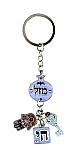 מחזיק מפתחות , מחזיק מפתחות כובע , מחזיקי מפתחות , מתנות יהודיות , מחזיק מפתחות מיוחד ,