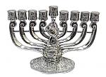 חנוכיה , חנוכייה , חנוכיות , חנוכיה מעוצבת , חנוכית ירושלים , חנוכיה דגם ירושלים ,