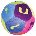 כדור לתינוקות , כדור עם אותיות א
