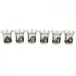 גביעים , גביעים קטנים , כוסיות לקידוש , ששית כוסות לקידוש , כוסיות קטנות לקידוש , כוסיות רביעית ,