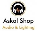 אסקול - ייבוא ושיווק הגברה,תאורה,ציוד אולפני וכלי נגינה