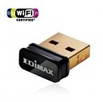 Edimax EW-7811UN Wireless nLITE Nano-Size USB Adapter 150Mbps