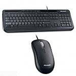 Microsoft Wired Desktop 400 Set Keyboard + Basic Mouse For Business