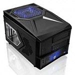 Thermaltake‎  ARMOR A30 Mini Black Case No PSU