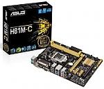Asus H81M-C LGA1150, Intel H81, DDR3 1600