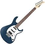 גיטרה חשמלית HSS כחולה CORT G210TB