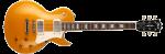 גיטרה חשמלית CORT CR200GT GOLD TOP
