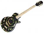 גיטרה חשמלית Zakk Wylde Camo Epiphone