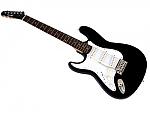 גיטרה חשמלית שמאלית Vorson V150LH BCK