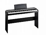 פסנתר חשמלי  קורג KORG SP170S שחור