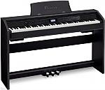 פסנתר חשמלי קסיו CASIO PX-780 BK