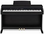פסנתר חשמלי קסיו CASIO AP-250 BN/BK שחור/ חום