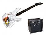 גיטרה חשמלית להשכרה V-150 Vorson