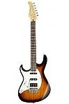 גיטרה חשמלית שמאלית CORT G250 2T HSS