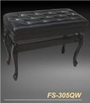 כיסא לפסנתר עם אחסון לתווים VICTORIO FS-305QW