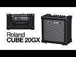 מגבר גיטרה ROLAND CUBE 20GX