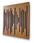 לוח אקוסטי Vicoustic Wave Wood