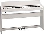 פסנתר חשמלי רולנד Roland F130R White