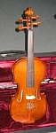 כינור 4/4 וינטג' + ארגז מרובע SV1414A