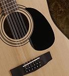 גיטרה אקוסטית מוגברת 12 מיתרים CORT AD810 - 12