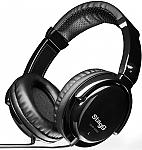 אוזניות STAGG SHP5000 DELUXE STEREO