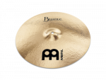 "מצילה קראש מיינל MEINL 18"" Byzance Brilliant Medium Thin Crash"