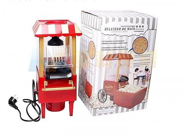 מכונת פופקורן ביתית - 1
