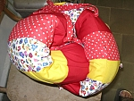 מגן למיטת תינוק דגם אביב