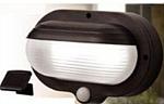 מנורת LED סולארית