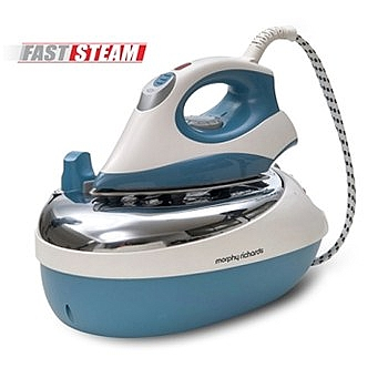 מגהץ קיטור דוד נירוסטה 42145 MORPHY RICHARDS - 1