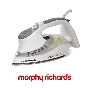 מגהץ אדים קרמי Eco TriZone 40853 MORPHY RICHARDS - 1