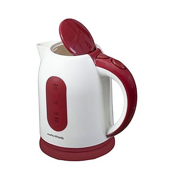 כד חשמלי  COLOR אדום 43981 MORPHY RICHARDS - 1