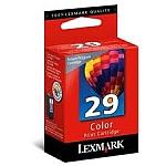 ראש דיו צבעוני Lexmark 29 18C1429