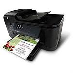 מדפסת משולבת HP Officejet 6500A