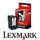 ראש דיו שחור Lexmark 28 18C1428