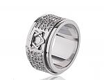 טבעת כסף 925 שמירה לגבר