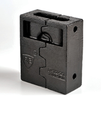 """רתק - חובק הגנה למנעול תליה 13מ""""מ - 1"""