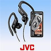 אוזניות קליפס ספורט JVC  דגם HAEB75