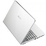 מחשב נייד 15.6 ASUS דגם N55SF WHITE