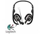 אוזניות + מיקרופון Logitech Laptop Headset H555