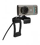 מצלמת אינטרנט HP HD-3100 Webcam (BK356AA)