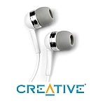 אוזניות EP-635 עבור נגני MP3 עם כריות סיליקון